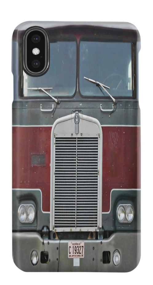 Truck Head 3D phone case
