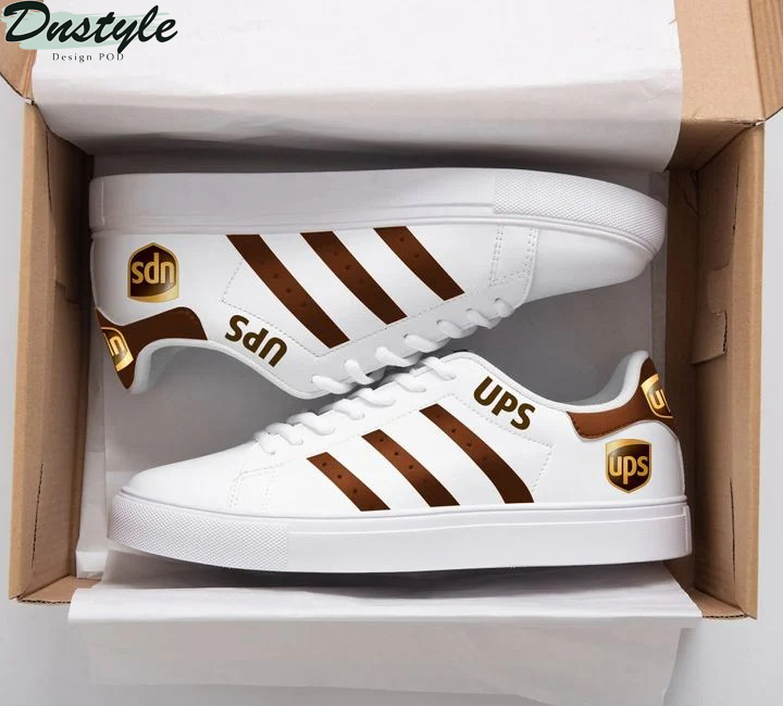 UPS stan smith low top shoes