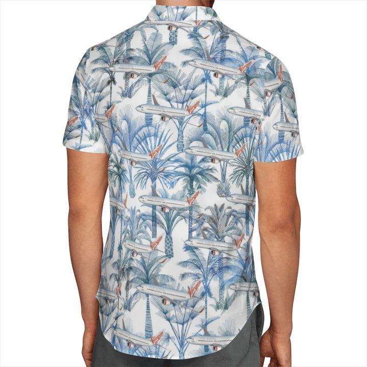 Virgin australia airlines hawaiian shirt 2