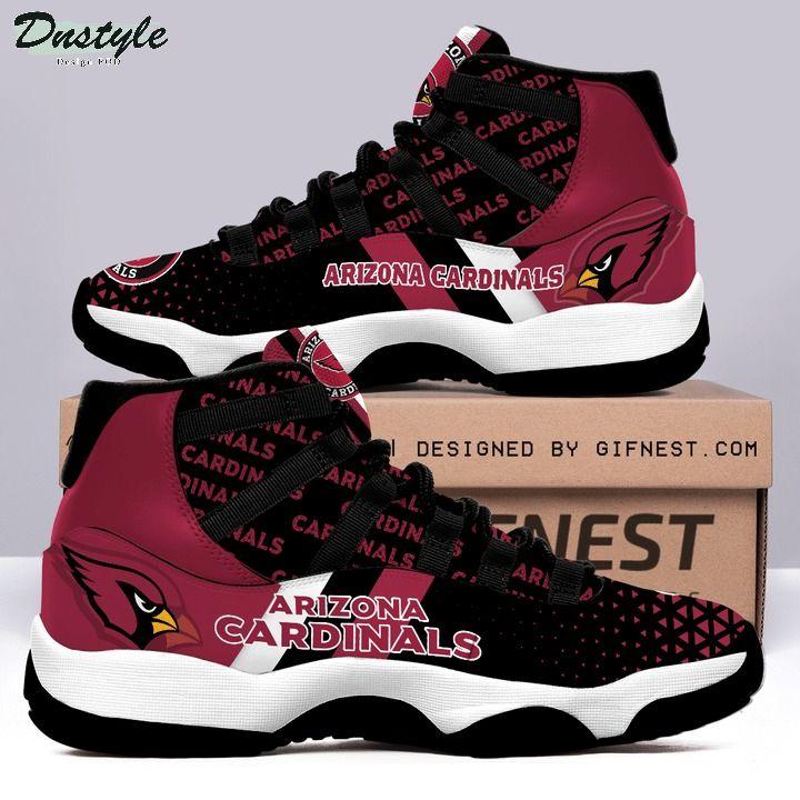 Arizona cardinals NFL air jordan 11 shoes